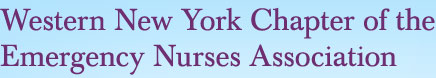 Western New York Chapter of the Emergency Nurses Association